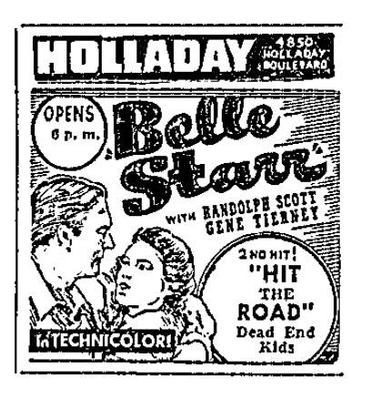 Holladay Theatre