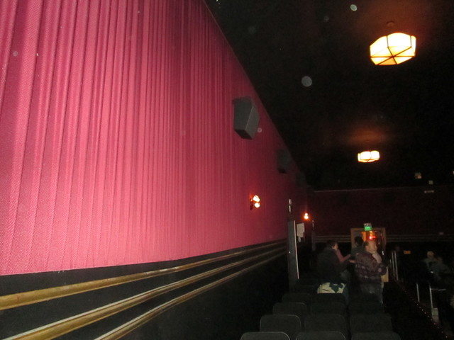 More Side Wall Area Vogue Theatre