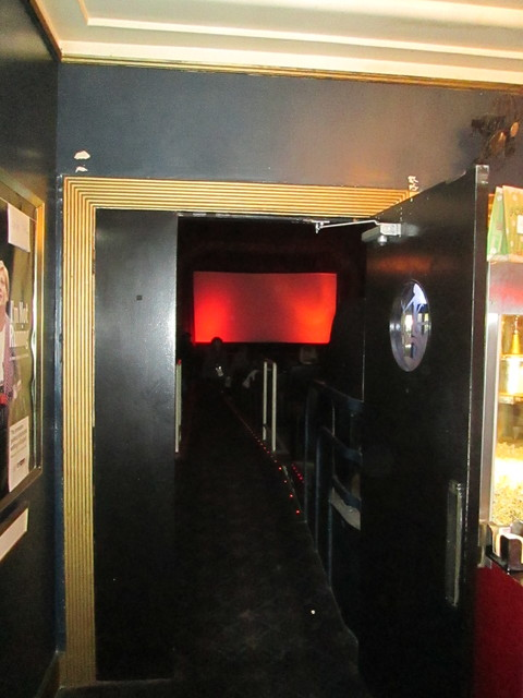 Left Side Entrance From Lobby Vogue Theatre