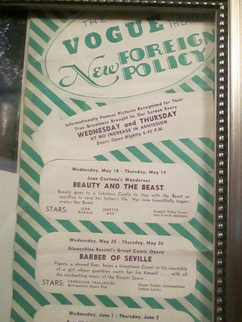 Tight Shots Old Vogue Theatre  Ads