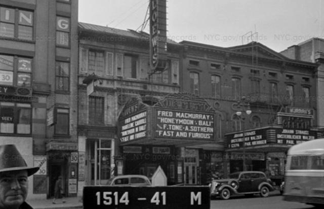 Loew's 86th Street Theatre