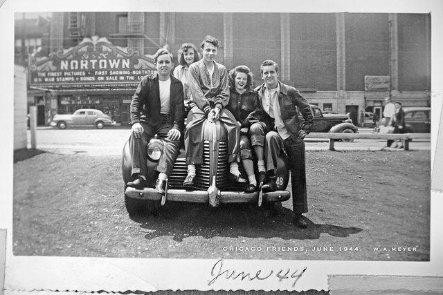 June 1944 photo credit Bill Meyer.