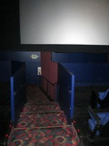 Stairs Going Down From Upstairs Cinema Empire SF CA