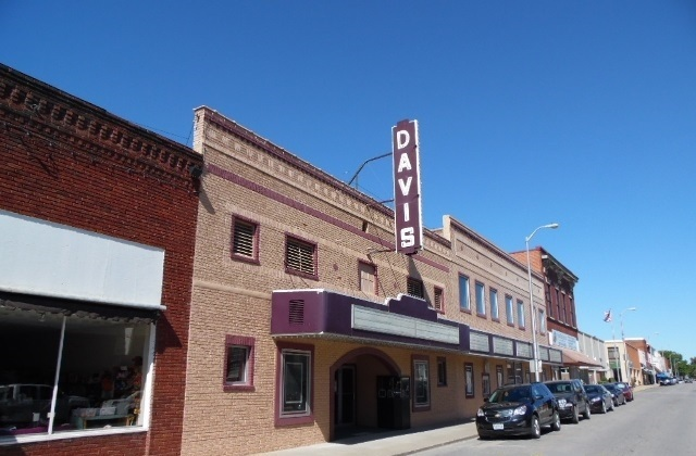 Davis Theatre 4