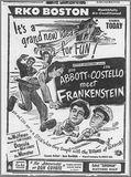 RKO Boston Abbott and Costello