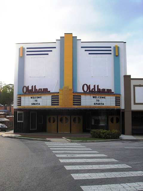 Oldham Theater
