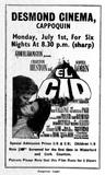 Desmond Cinema