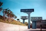 Eagle Rock Plaza Theatre (Signage & Marquee)