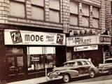 """[""""Mode Theatre""""]"""