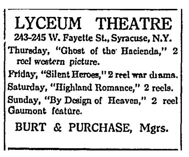 Lyceum Theatre