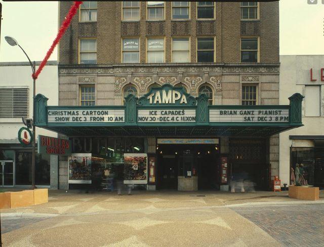1978 photo via Mark Haney.