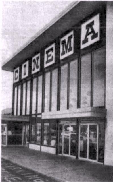 Morris Hills Cinema