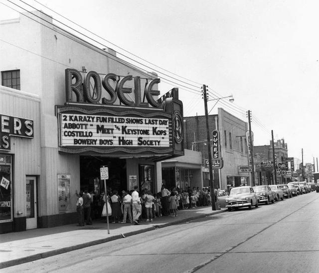 1955 photo courtesy of Kelly Miltier.