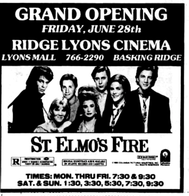 Ridge Lyons Cinema