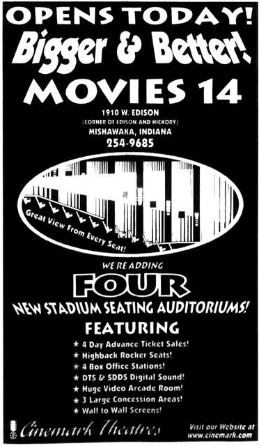 Cinemark Movies 14