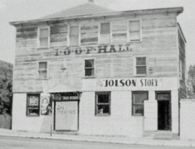 Lynch Theater Circa 1947