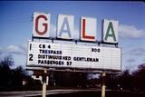 Gala Twin Drive-In