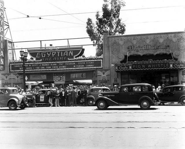 1935 photo courtesy James J. Chun.