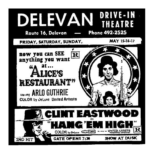 Loomis's Delevan Drive-In