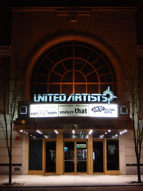 United Artists 64th & 2nd Avenue