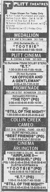 Promenade ad, January 2, 1983
