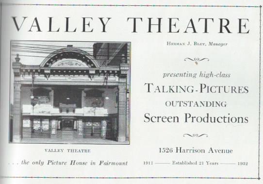 1932 print ad via Bill Soudrette.