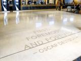 Odeon Leicester Square – 2018 Refurbishment – Ground Floor Foyer.