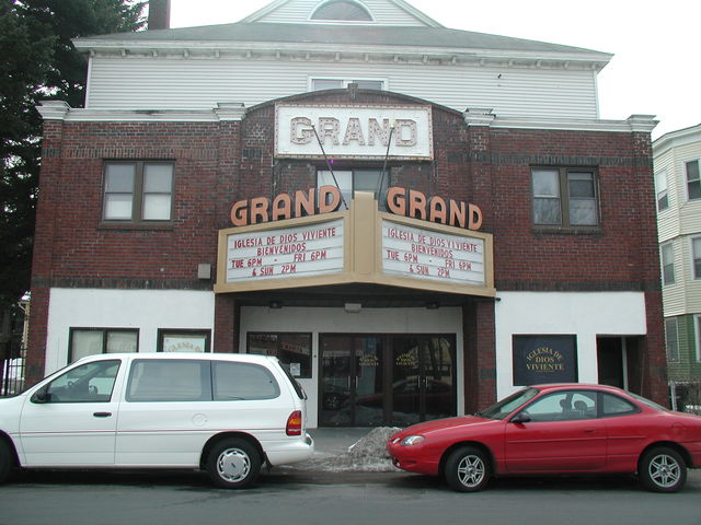 grand theater indian orchard