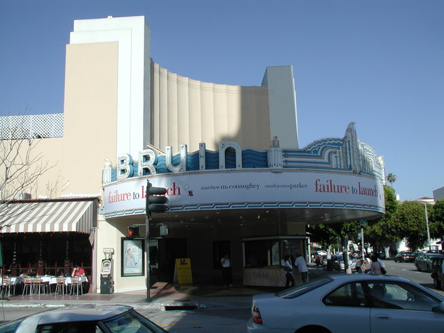 Regency Bruin Theatre