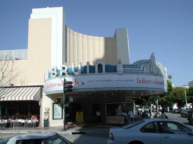 Regency Bruin Theatre