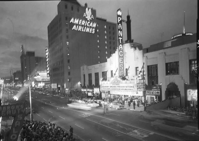 30th Academy Awards, March 26, 1958 photo credit Bill Gabel.