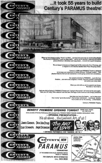 Cineplex Odeon Route 17 Triplex