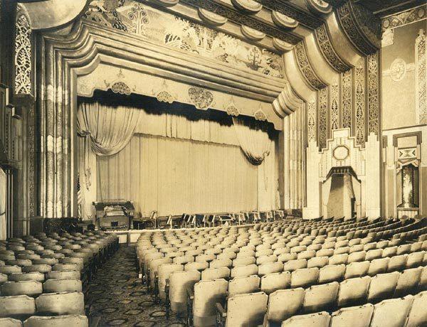 1928 Boyd auditorium