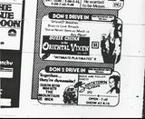 <p>This was the last newspaper ad for the Don Drive-In when it closed down in 1980</p>