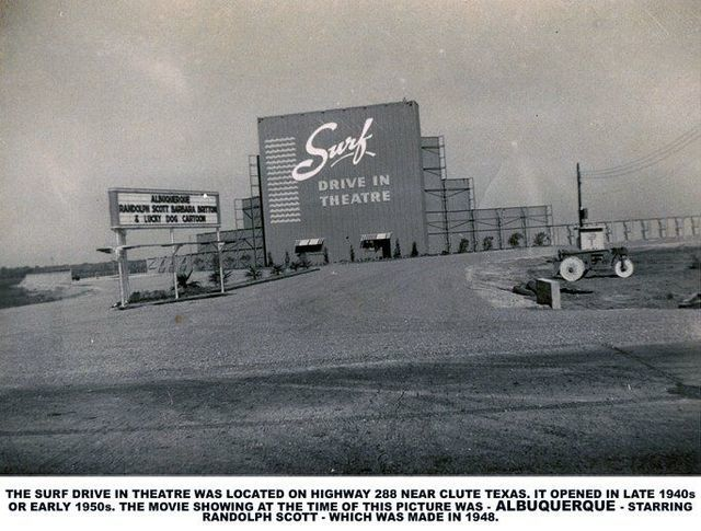 Surf Drive-In