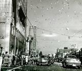 VJ Day 1945, photo via Jon Haimowitz.