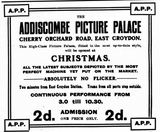 Addiscombe Picture Palace 1910