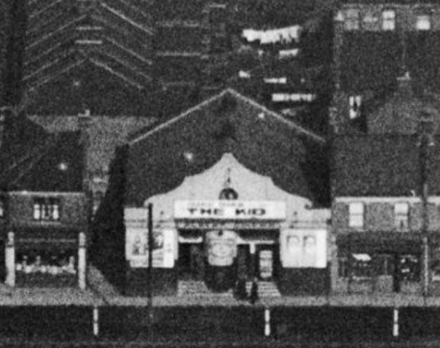 Albert Cinema 1922