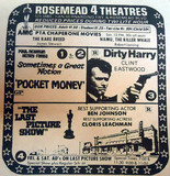 AMC's Rosemead 4 Cinemas newspaper ad
