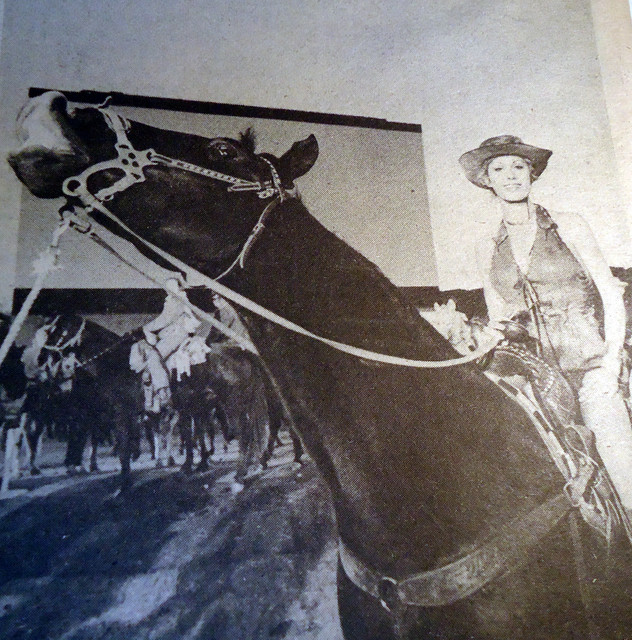 """Pacific's Pickwick Drive-In """"Blazing Saddles"""" event"""