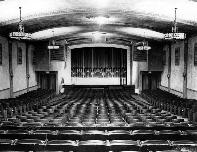 Apollo Theatre auditorium