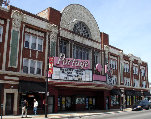 Portage Theatre, Chicago, IL