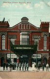 1908 post card as Bijou Theatre courtesy Walter Jung.
