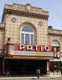 Patio Theatre, Chicago, IL - pre-restoration