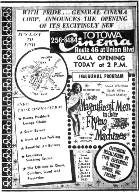 Totowa Cinema