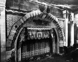 Paramount Theatre proscenium (original before refurbishing)