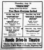 Hondo Drive-In