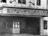 Marcal Theatre exterior