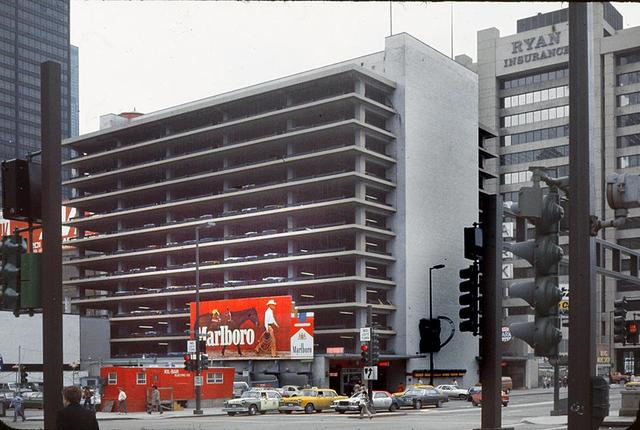 Shangri-La building far left, photo credit Allan Zirlin.