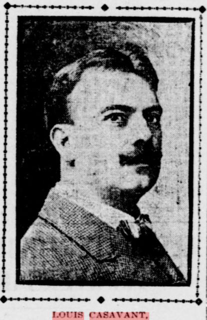 LOUIS CASAVANT